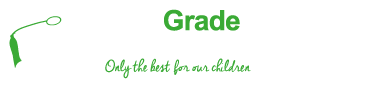 High Grade Tuition Logo